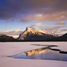 Banff National Park Map What Is The Best Time To Visit Banff National Park Canada