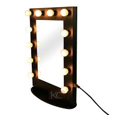 Professional Makeup Lights Pleasing Makeup Artist Mirror With Lights Shining Sohbetchath Com