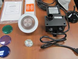 hayward elite pool light hayward underwater light for above ground pools pool supplies canada