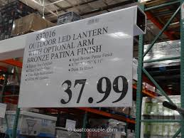 Costco Led Outdoor Lights Altair Outdoor Led Lantern