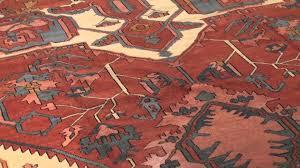 Antique Heriz Rug Antique Heriz Serapi Persian Rugs 43621 11 Ft 10 In X 15 Ft 10