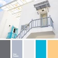 bright blue color of greece color palette of greece colors of