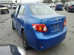 toyota corolla t sport parts used toyota corolla other exhaust parts for sale