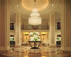 luxury lobby interior design of beverly wilshire hotel beverly