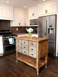 small kitchen island on wheels kitchen island with casters altmine co