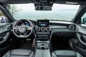 bmw inside view jaguar xe vs bmw 4 series vs mercedes c class triple test review