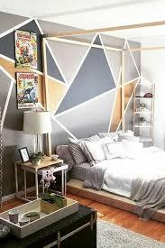 peinture mur de chambre 1001 idées pour votre peinture murale originale