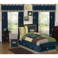 Boys Twin Bedding Sweet Jojo Designs Boy U0027s U0027construction Zone U0027 Twin 4 Piece