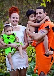Flintstone Halloween Costume Cute Family Halloween Costume Idea Flintstones Batty