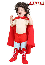 Sin Costume Halloween Nacho Libre Costume Toddlers