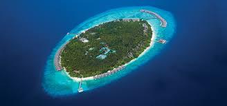 Map Of Maldives Maldives Hotel Encircled By White Sandy Beaches Dusit Maldives