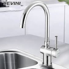 made kitchen faucets rotatable usa made kitchen faucets chrome finish 122 99