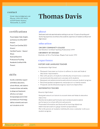 Best Resume Format For Students 7 Best Resume Format 2017 Students Resume