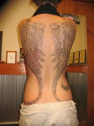 angel wings to fly you to heaven tattoo tattoos for women you