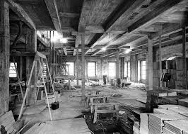 white house renovation 2017 there s not a lot of history in the white house actually treehugger