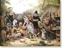 the thanksgiving 1621