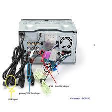 kenwood ddx470 wiring input advice and help