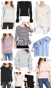 must have ruffle ideas the best wardrobe ideas