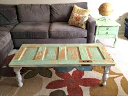 how to make a coffee table out of pallets astonishing how to make a coffee table out of a door design ideas