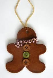 cinnamon applesauce ornaments easy craft