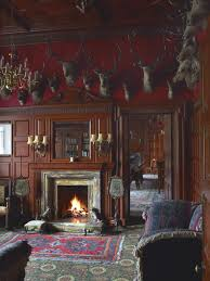 Homes And Interiors Scotland Inside Private Castle Homes Of The Scottish Highlands Vogue