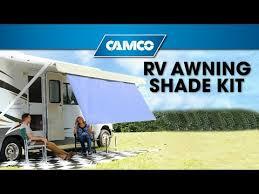 Rv Awning Brands 51451 Rv Awning Shade Kit