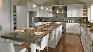 19 must see practical kitchen island designs with seating appealing 19 must see practical kitchen island designs with