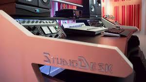 Music Production Desk Plans 100 Argosy Studio Desk Plans Music Recording Studio