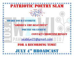 I Pledge Allegiance To The Flag Lyrics Patriotic Poems