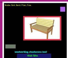 Woodworking Plans Park Bench Free by Bench Plans With Back 201124 Woodworking Plans And Projects