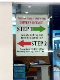 Authorization Letter Sample For License Renewal philippines lto driver s license renewal at the malls shie