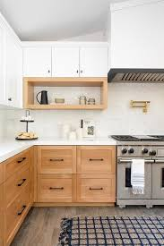 how to update honey oak kitchen cabinets how to work with your honey oak to update your 90s home