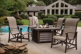 Firepit Chairs Danville Sling Chairs Pit Lauras Home And Patio