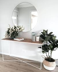 small entryway table decor modern entrance ideas items image