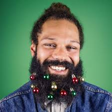 beard ornaments ornaments is a real things that exists now okay
