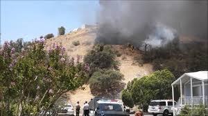 Graham Wa Wildfire by Structure Brush Fire In Santa Clarita Ca 2015 06 22 Youtube