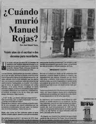 imagenes de notas rojas cuándo murió manuel rojas memoria chilena biblioteca nacional de