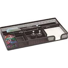 desk drawer organizer tray 1intheoffice desk drawer organizer tray black wire mesh 5