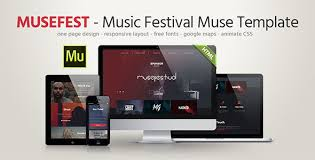 free muse template musefest music festival muse template by fadeink themeforest