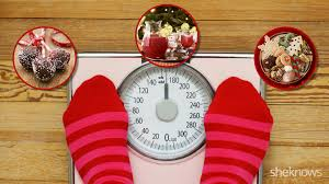 35 thoughts you when trying to lose weight during the holidays