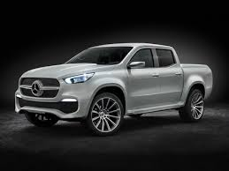 mercedes the mercedes benz x class concept pickup truck is here business