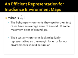 Lighting Environments A Mike Day Paper Exercise Ppt Video Online Download