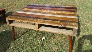 Rustic Coffee Table Diy Diy Pallet Rustic Coffee Table Pallet Furniture Plans
