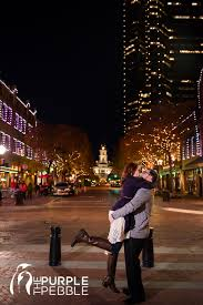 fort worth photographers 0024 sundance square downtown fort worth outdoor engagement