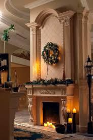 brick fireplace decorating ideas beautiful decorate home living