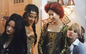 Pretty Liars Costumes Halloween 20 Episodes U0027pretty Liars U0027