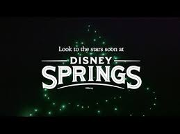 drone light show disney springs live stream debut of starbright holidays drone light show at
