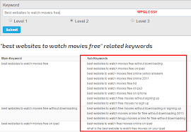 free finder websites how to do free keyword research for