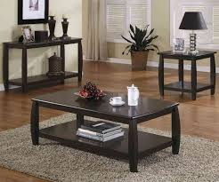 end table with shelves end tables exlary living room black llacquered wood side table