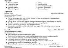 Restaurant Manager Resume Example by Download Math Tutor Resume Haadyaooverbayresort Com